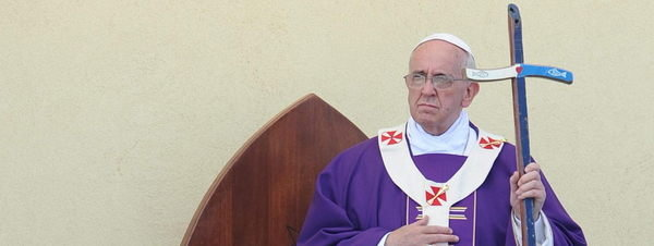 El Papa Francisco. Vía La Vanguardia